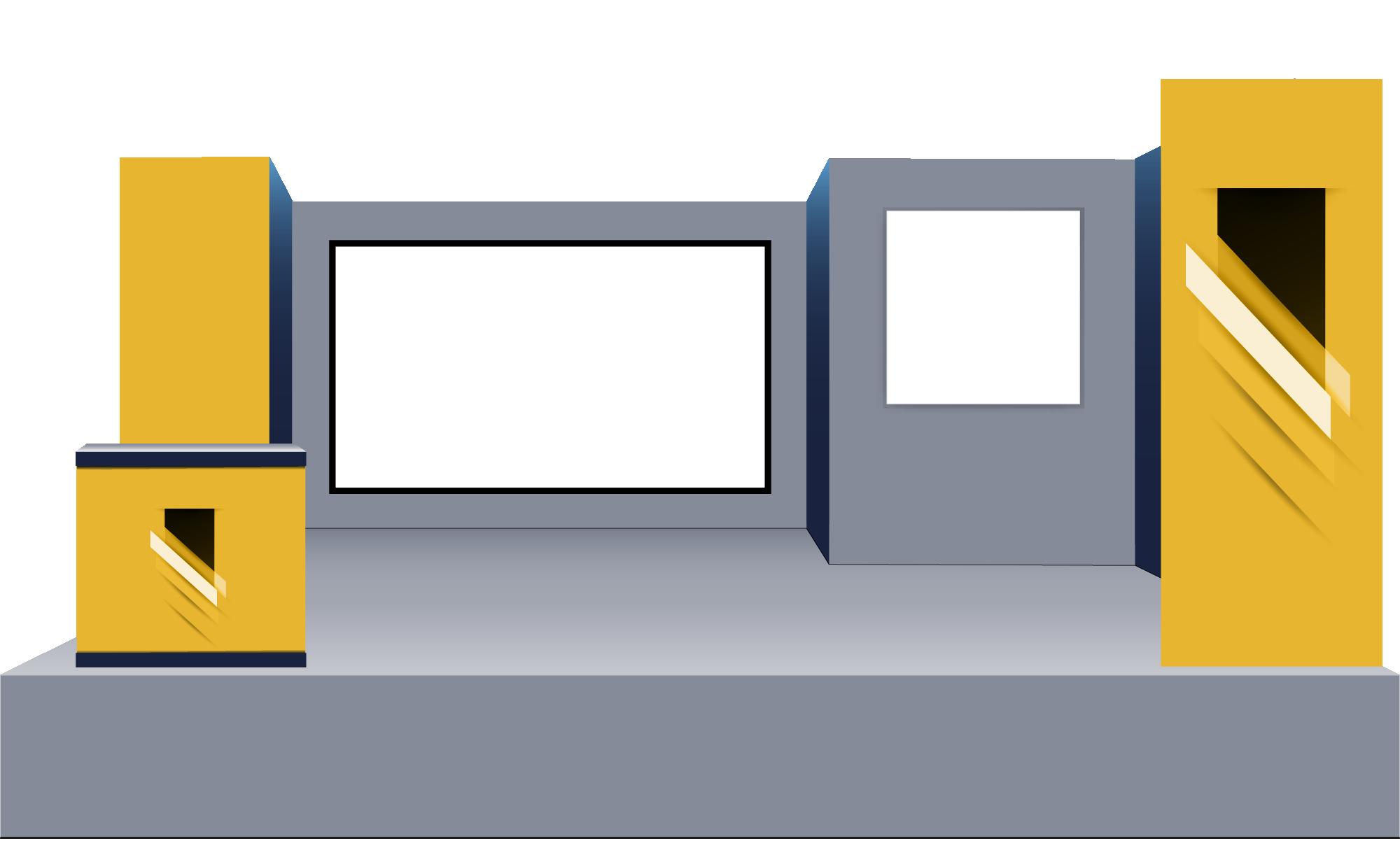 Standard Virtual Tradeshow Booth